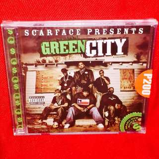 Green City, Scarface	-	Brand New Money CD