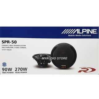 ALPINE SPR-50 SPEAKER