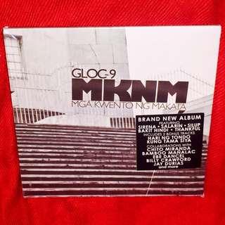Gloc-9-MKNN - Mga Kwento ng Makata CD