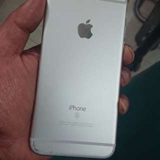 iphone 6s 128gb 90%new openline