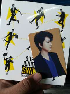 Super Junior M Swing Album