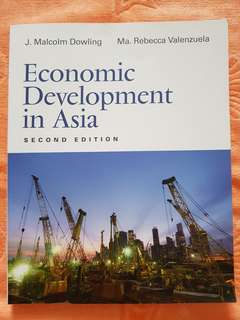 Economic Development in Asia Second edition