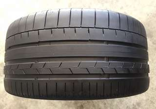 265/30/19 Continental SportContact 6 Tyres On Offer Sale