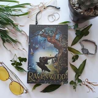 Ravenwood • Andrew Peters