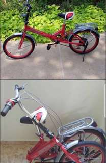 Folding Bicycle cheap