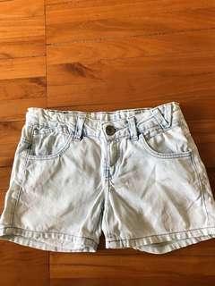 Zara short pants 7-8 yo