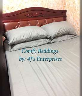 beddings (bedsheets&pillowcases)