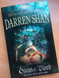 Ocean of Blood // Darren Shan