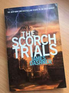 The Scorch Trials // James Dashner