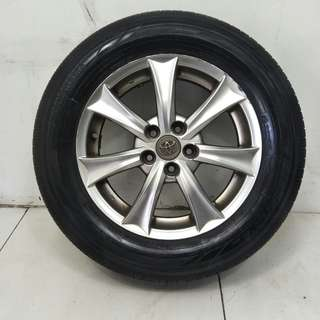 15 '' Sports Rim With Tyres 5x100 (SR1083)