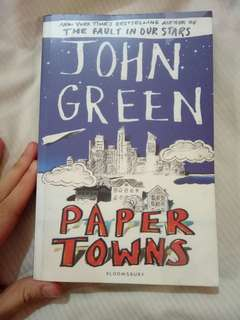Paper Towns [Pre - Loved]