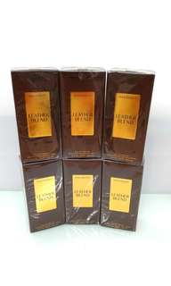 Davidoff Leather Blend 100ml Edp (unisex)