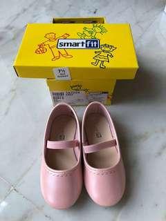 Smartfit Baby Pink Ballerinas