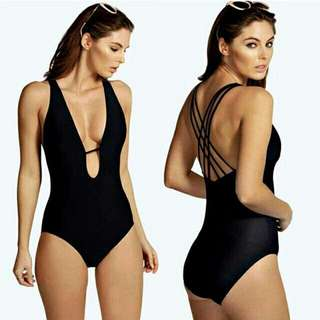 Karly Criss Cross One Piece