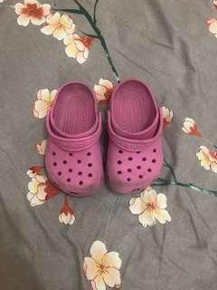 Crocs Pink Sandals