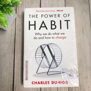 The Power of Habit - Charles Duhigg (English)