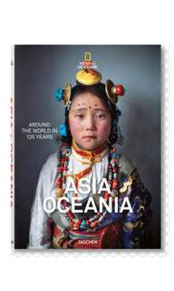 Taschen National Geographic: Around the World in 125 Years - Asia & Oceania