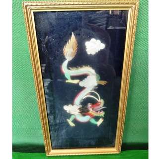 Jade Carving Dragon 玉雕龙挂件