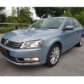 VW Passat 1.8 TSI AT