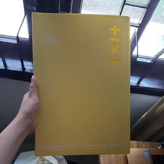 Map binder kuning