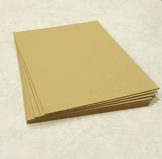 75 Sheets of A4 Size Craft Paper, 170gsm