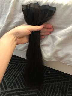 Zala Tape hair extensions 20""