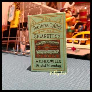 Vintage  Cigarette box