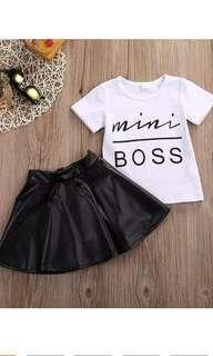 Mini Boss 2 pc (PO)