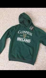 Medium, unisex GUINNESS hoodie