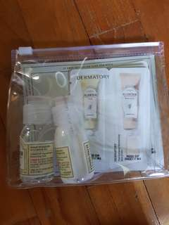 Club Clio Dermatory Moisturizing Trial Kit
