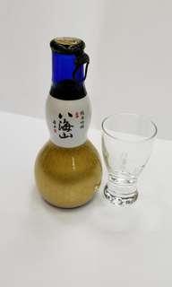 八海山純米吟釀(送清酒杯1個)