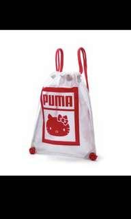 Puma x Hello Kitty Drawstring Bag