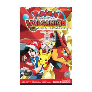 Pokemon Movie - 4 Books Bundle