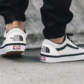 """The North Face x Vans Old Skool MTE DX """"White"""""""
