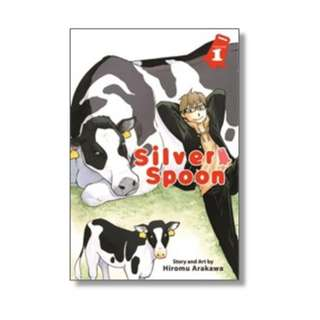 Silver Spoon #1 - #4 Bundle