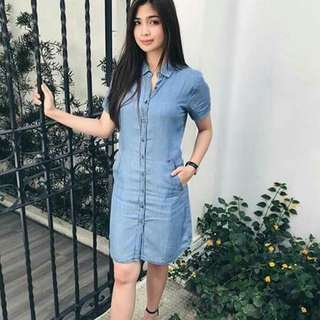 Denim Dress!!!😍📢
