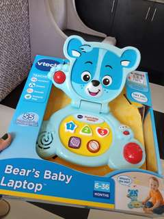V-Tech Baby Laptop