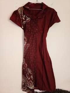 Dress batik (2pcs)