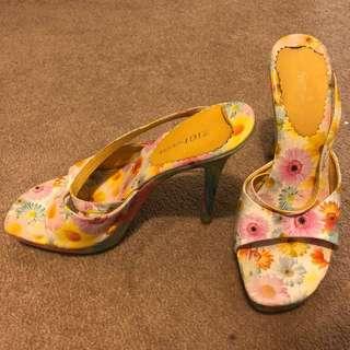 ZIGI NY summer heels
