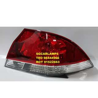MITSUBISHI LANCER GLX 2006-2008 TAIL LAMP / TAIL LIGHT (NEW)