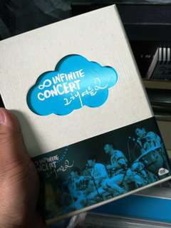 Infinite That Summer Concert 2 DVD full set