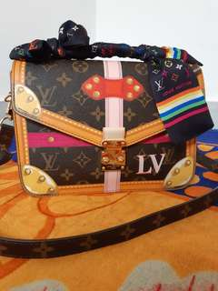 New LV metis Trunk Summer collection Limited