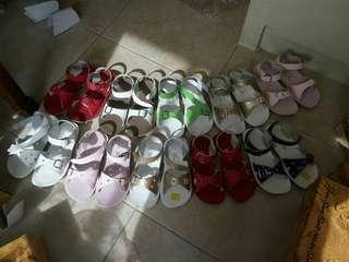Saltwater Sandals (Size 10)