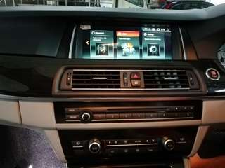 BMW F10 10.2inch touch screen with Android