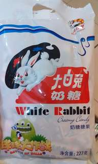 Creamy White Rabbit