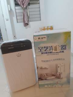 Brand new air purifier for sale