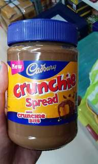Cadbury Crunchie Spread