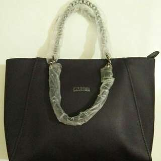 Guess nikki chain totebag