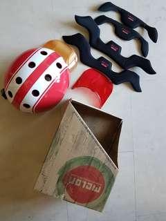 Bicycle helmet MELON