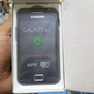 Galaxy ace 100% new original